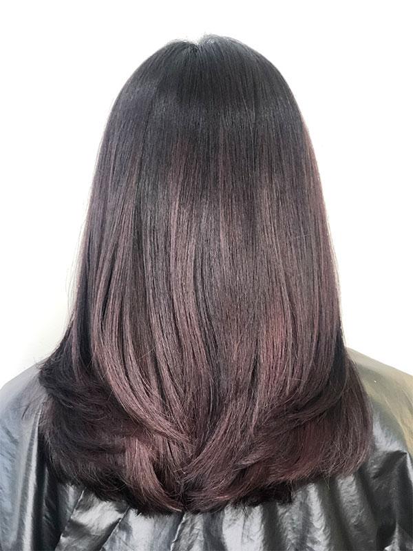 Finnesse Hair   Kellyville Hairdresser Services   Stylist   Makeup   Beauty Salon   Best Hair Inspiration   Hills District   Dark Brown Highlights