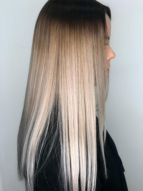Finnesse Hair   Kellyville Hairdresser Services   Stylist   Makeup   Beauty Salon   Best Hair Inspiration   Hills District   Long   Blonde   Foils   Straight