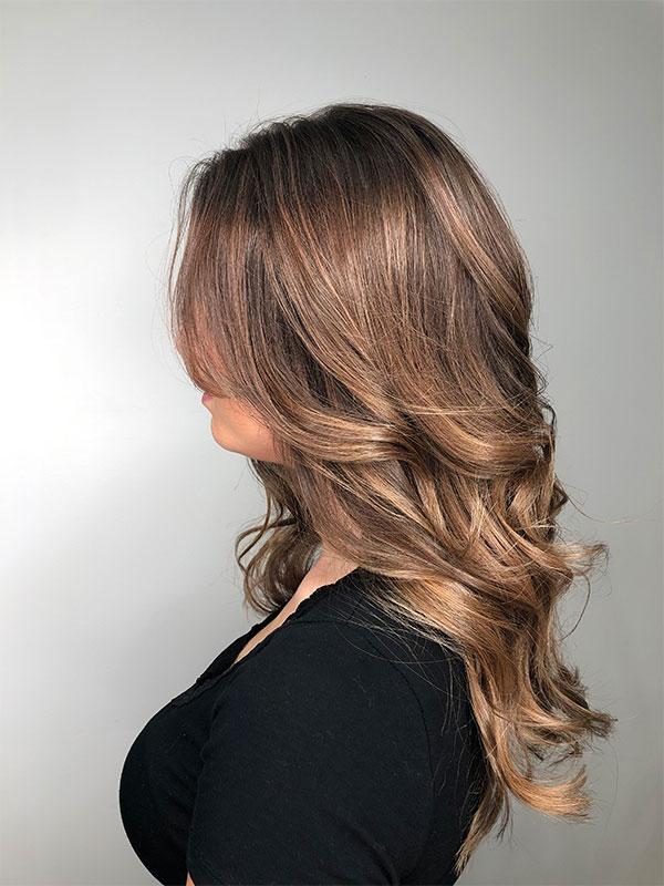 Finnesse Hair   Kellyville Hairdresser Services   Stylist   Makeup   Beauty Salon   Best Hair Inspiration   Hills District   Long   Waves   Balayage   Foils