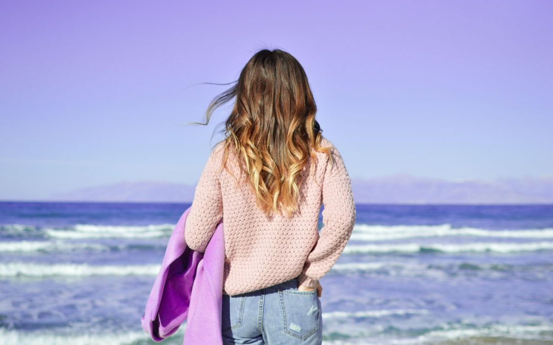 Tousled Beach Waves